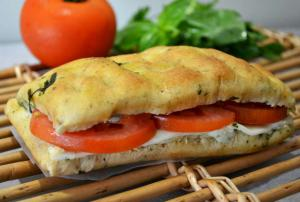 Cheese Mazzarella Tomato Sandwich