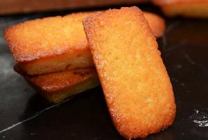 Financier Cookie