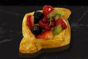 Mixed Fruit Danish