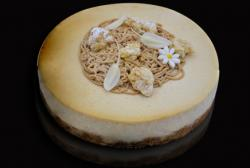 Speculous cheese Cake